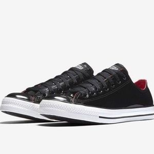 Converse ALL STAR Patent Leather Sneakers
